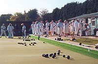 Sports clubs - bowls